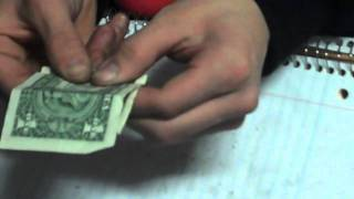 stoner tips and tricks: how to roll a joint with a dollar bill