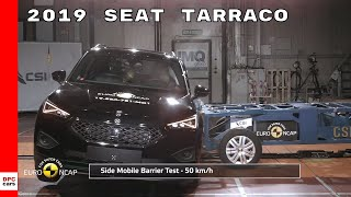 2019 SEAT Tarraco SUV Crash Test and Safety Features