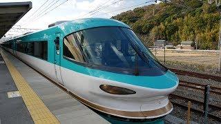 2018元日JR西乗り放題きっぷ(グリーン車用)で和歌山県への鉄道旅