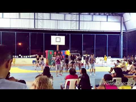 Pesadão - Iza (coreografia 6 ao 9 ano)