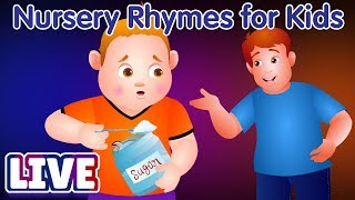 ChuChu TV 3D Nursery Rhymes & Kids Songs - Johny Johny Yes Papa