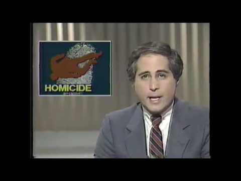 Buffalo NY Violence in the 1980s - February 1987