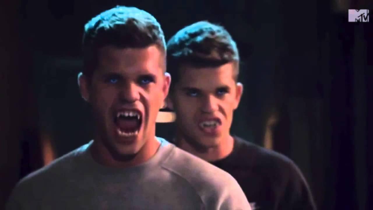 Teen Wolf Wallpaper Hd Teen Wolf Scott Roars At Aiden Hd Youtube