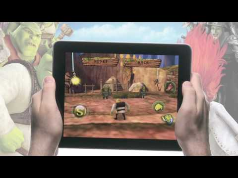 Shrek Forever After: The Game, IPad Trailer By Gameloft