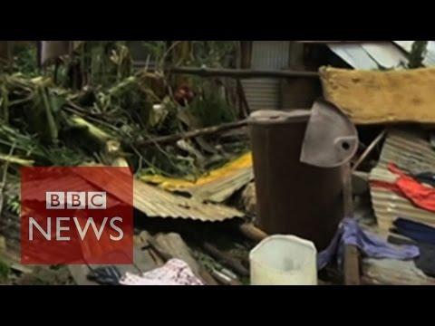 Vanuatu: Cyclone Pam leaves thousands homeless - BBC News