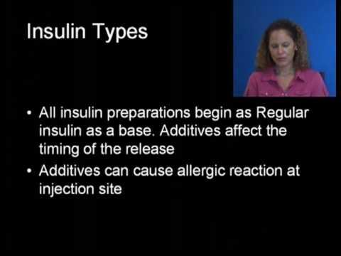 Treatment Type 1 Diabetes Mellitus