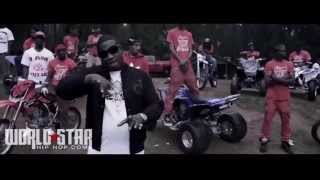 Gucci Mane Feat. Chief Keef - Darker (Official Music Video) (720P HD)