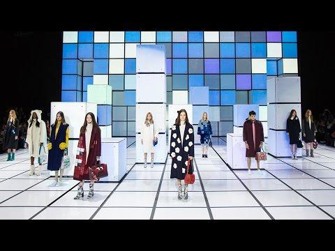 Anya Hindmarch Autumn Winter 2016 London Fashion Week Show
