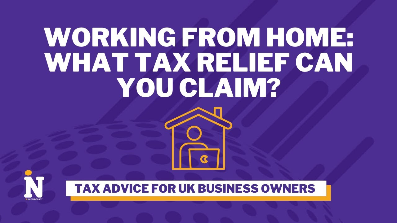 working from home tax relief - photo #25