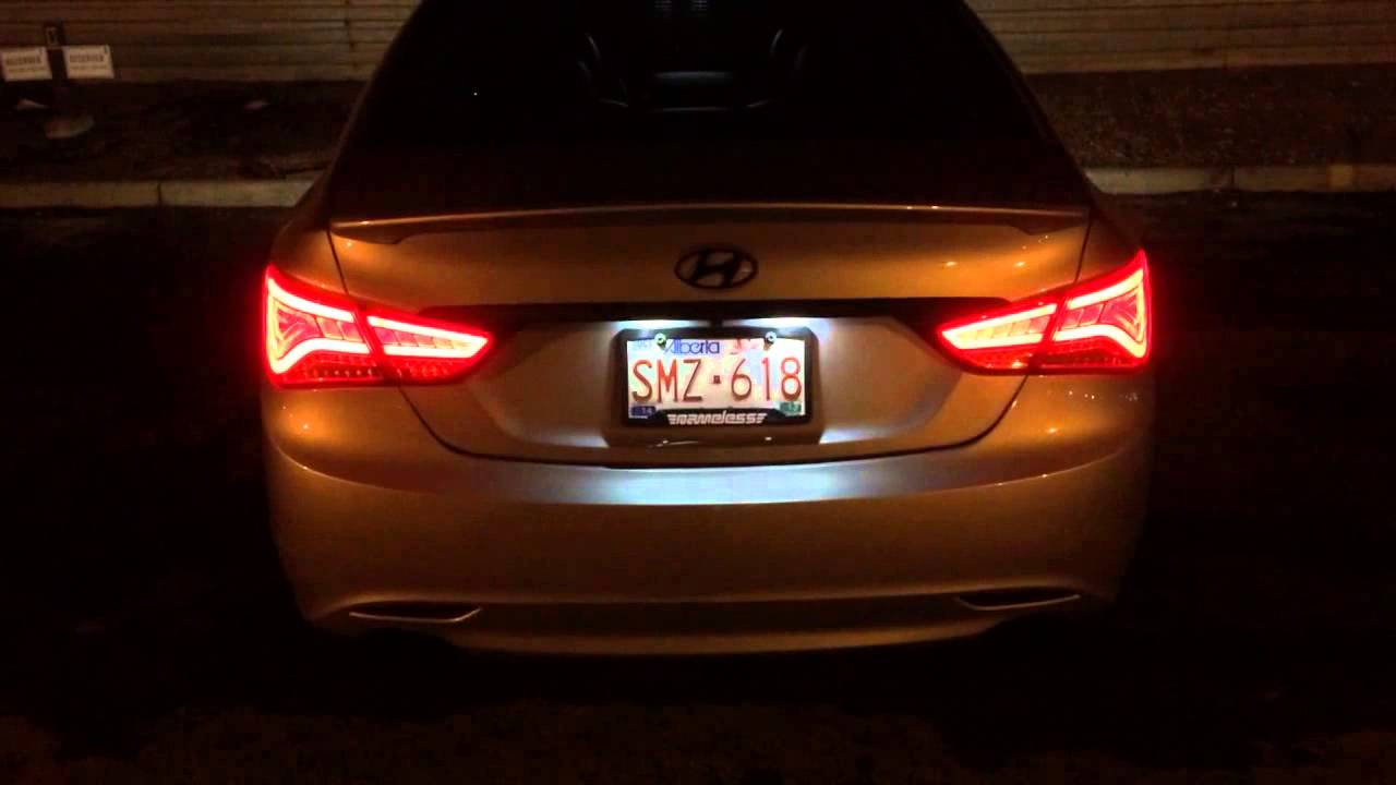 Led Taillights Youtube