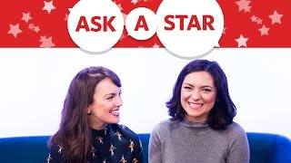 Ask a Star: Kara Lindsay & Jennifer DiNoia of WICKED