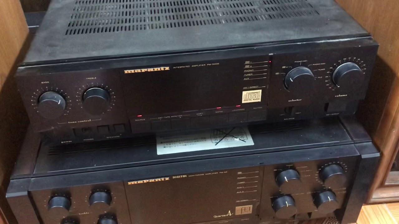 Video1 báo giá Amply Mazantz 54D va 54DS Loa pioneer CS 700 giá 11.t500.  Lh 0332.666.555