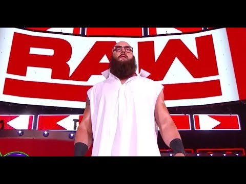 WWE RAW 4/2/2018 - Live Coverage Wrestlemania 34 Build ! - Results UNDERTAKER ?