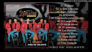 PURO PA´DELANTE [Album Completo] - LA REVELACION DEL BALSAS [2018].