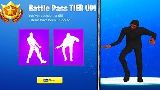 NEW SEASON 5 BATTLE PASS EMOTES! - Fortnite Battle Royale ALL SEASON 5 EMOTES!