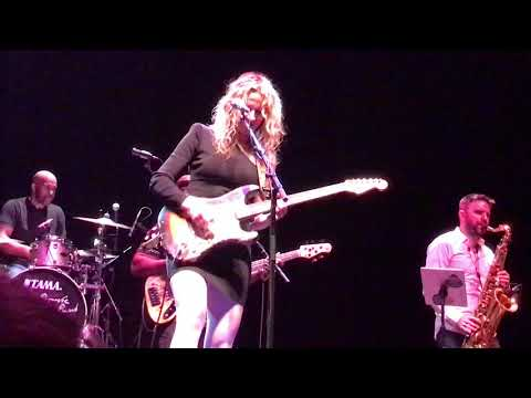 Ana Popovic - She Was A Doorman - Lyric Theatre,Stuart,FL 3/4/18