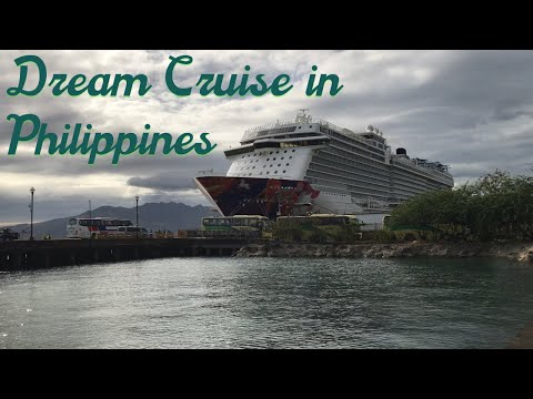 Dream Cruise in Subic Bay Philippines
