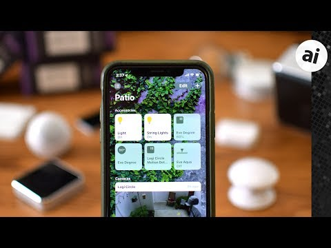 Everything New With HomeKit In IOS 12