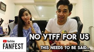 a CONTROVERSIAL ISSUE in the Philippines + YOUTUBE FANFEST 2019