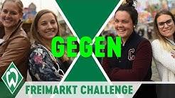 2gegen2 CHALLENGE: Fußball gegen Handball | FREIMARKT-EDITION | SV Werder Bremen