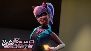 Une pierre inestimable ! | Spy Squad | Barbie