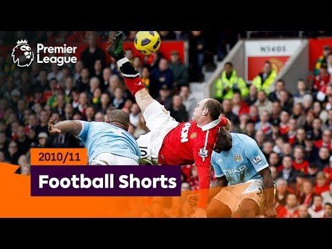 Colossal Goals   Premier League 2010/11   Rooney, Ben Arfa, Pavlyuchenko