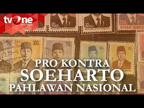 Indonesia Lawyers Club - Pro Kontra Soeharto Pahlawan Nasional - (Part 3)