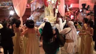 layalina zaffe rafid sawa mike rana wedding