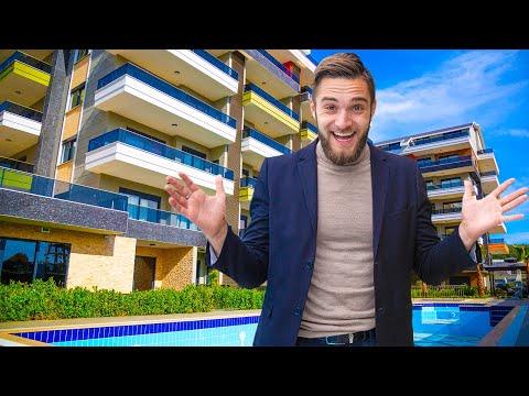 Недвижимость в Турции 2020. Продажа квартиры у моря в Алании, Турция, район Каргыджак