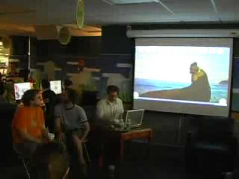 Mike and Matt Chapman - GT Library Talk 2007