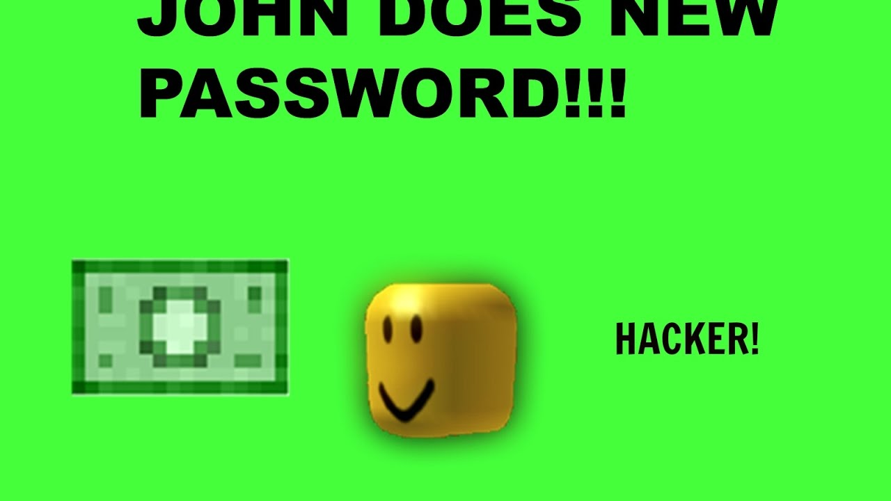 Omg I Found John Does Password Proof Easy Youtube