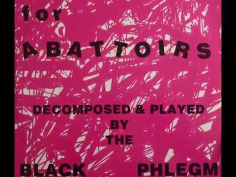 Black Phlegm - Magic Mushroom Records - 1989