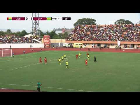 Guinea-Bissau v Sao Tome e Principe | FIFA World Cup Qatar 2022 Qualifier | Match Highlights