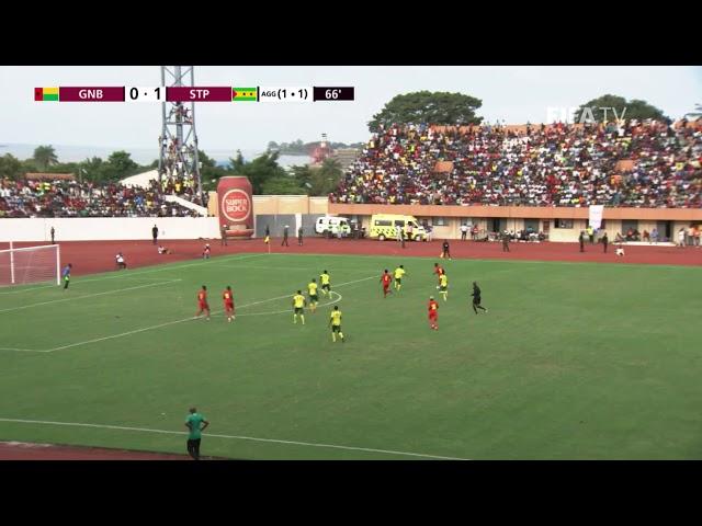 Guinea-Bissau v Sao Tome e Principe - FIFA World Cup Qatar 2022™ qualifier