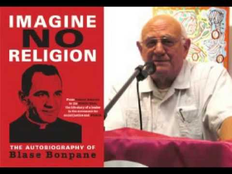 "Speeches & Beats: Blase Bonpane ""Imagine No Religion"" - Deltron 3030"