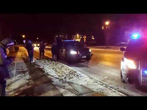 LIVE  Cop Watch At Huntington Place Apts