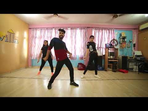Mere Rashke Qamar | Baadshaho | Ajay Devgan , Ileana | Dance Choregraphy