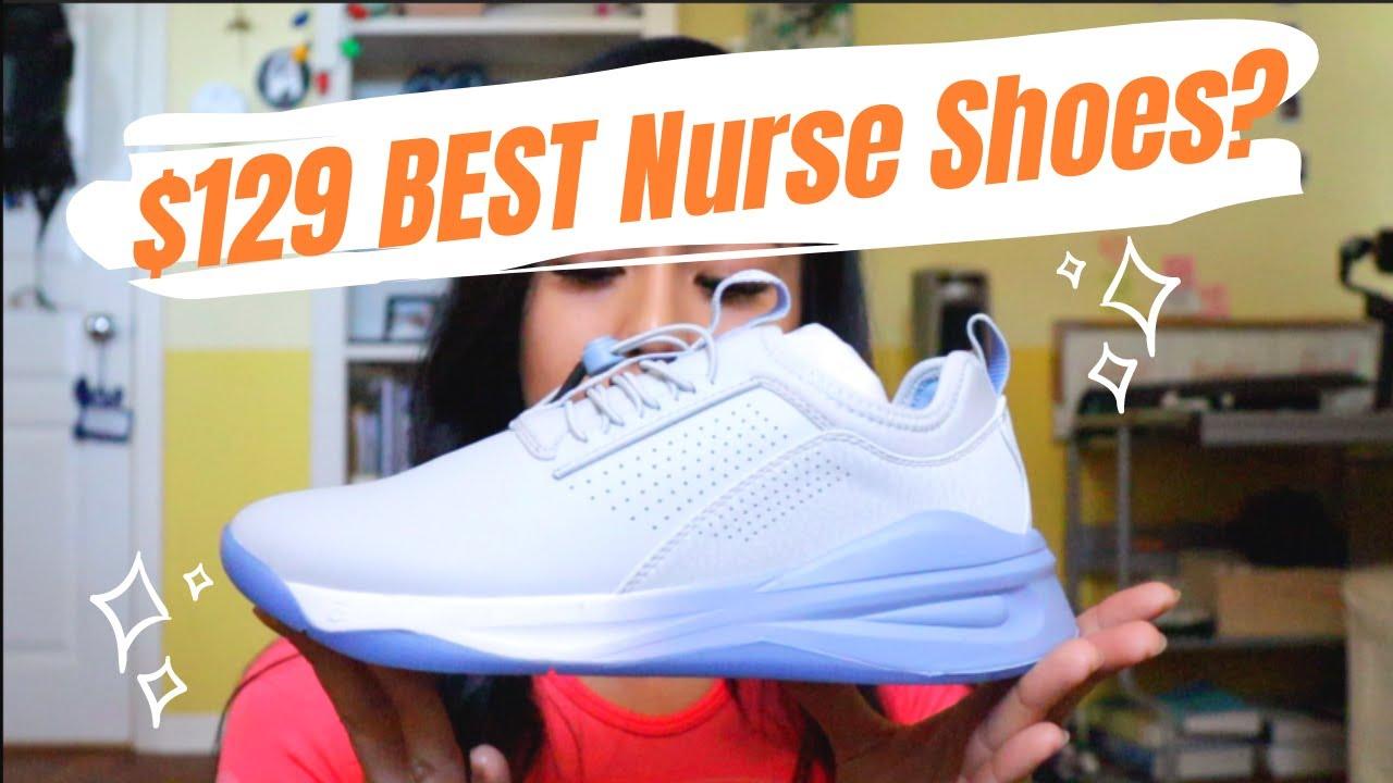 I tried $129 nurse shoes | Clove