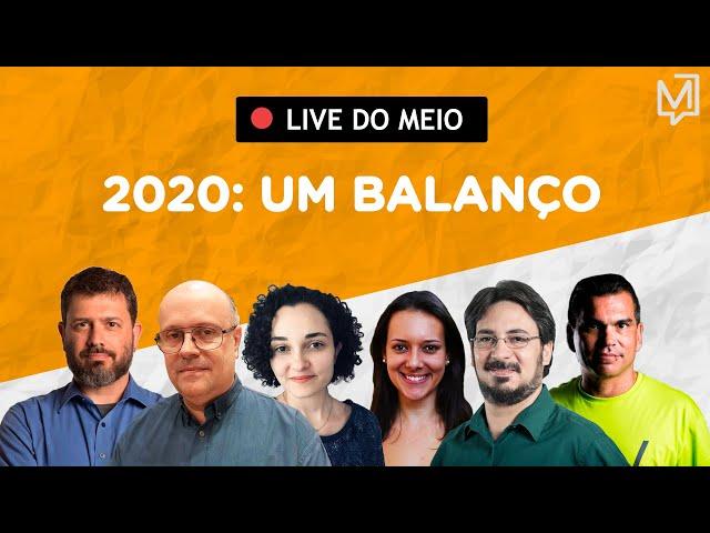 2020: um balanço I Live do Meio