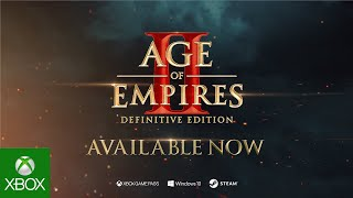 Age of Empires II Definitive Edition - X019 - Launch Trailer