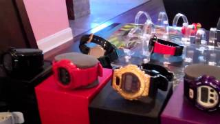 Paul Micken (King G-Shock)  Most Expensive G-Shocks.  Hit me on Twitter KingGshock