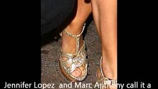 Jennifer Lopez Feet 5