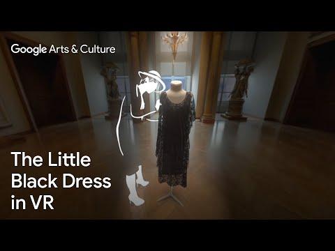 How did the black dress become an icon? | Musée des Arts Décoratifs | #GoogleArts