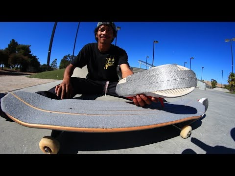 Thumbnail: SUPER SKETCHY VELCRO GRIP TAPE!