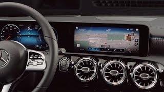 NEW Mercedes A-Class A250 Edition 2018 DIGITAL Cockpit Interior Design