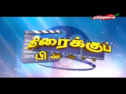 Thiraikku Pinnal | Kalaignanam script writer & producer| 25 Feb 2018