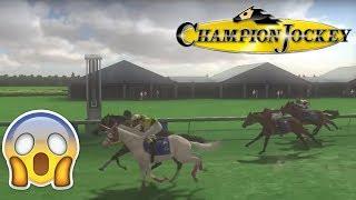 Champion Jockey G1 Jockey & Gallop Racer