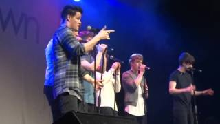 HomeTown - Hello (Adele Cover) Vicar St 04/12/15