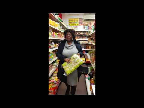 Jes afro Caribbean store