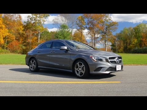 2014 Mercedes-Benz CLA250 first drive | Consumer Reports